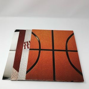 Other - 🆕Set of 4 Two-Pocket Folders in Sports Theme